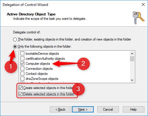 Configure delegation for Autopilot