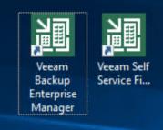 The shoortcut appear on the desktop