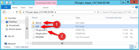 Virtual Desktop and FSLogix - FXLogic download file