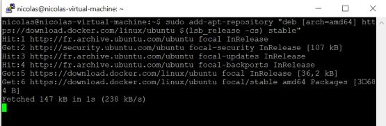 Microsoft tunnel Add Repository
