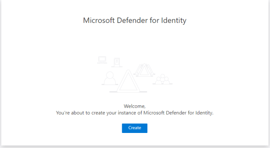 Defender for Identity - Create Microsoft Defender for Identity instance