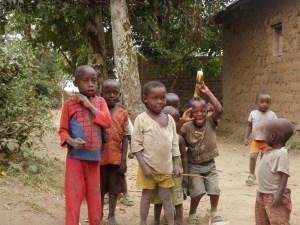 Enfants de RUREMBO