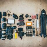 Tipps und Tricks für Filmemacher Verschiedenes Kameraequipment für einen Dreh. InZwischenZeit:Filme ist eine Filmproduktion aus Frankfurt am Main die mit modernstem Equipment ihren Film realisiert