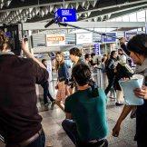 InZwischenZeit:Filme dreht am Flughafen Frankfurt