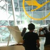 InZwischenZeit:Filme dreht für die Flughafenbetreibergesellschaft Fraport Werbefilme
