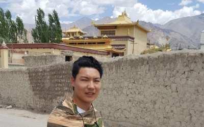 Kelionė į Ladakh'ą 2016, 2, 3 dienos mokykloje. Mokykla.