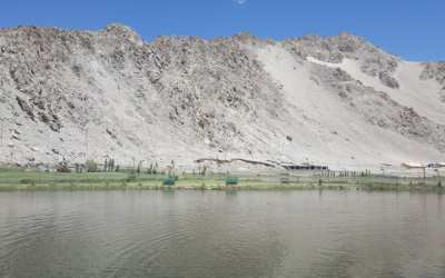 Kelionė į Ladakh'ą 2016, 23-27 dienos mokykloje