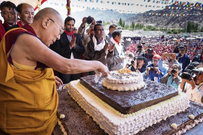 Nuostabūs Himalajai 2017 | JŠ Dalai Lamos gimtadienis – didžiulė šventė