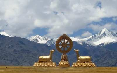 Nuostabūs Himalajai 2017 | Centrinis budistinių studijų institutas