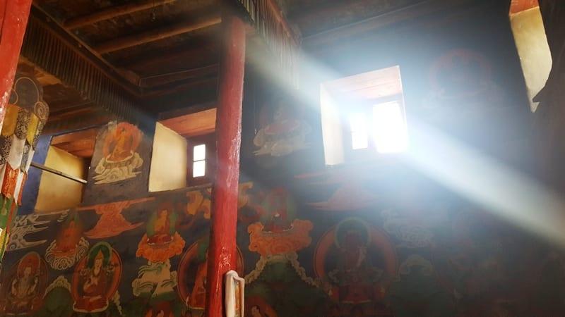 Nuostabūs Himalajai 2017 | Namgyal Tsemo vienuolynas