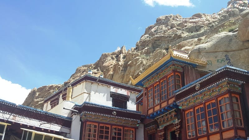 Prisimenant Ladaką. Takthok vienuolynas