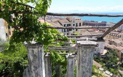 Italija 2020 / Salerno / Pompėja / Neapolis