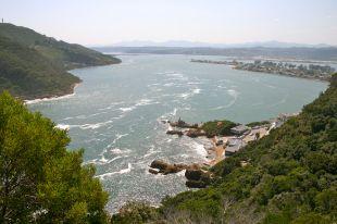 Knysna - panorama