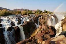 Arcobaleno alle Epupa Falls