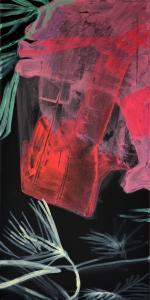 13 - Equilibrium - 2015 - 61 x 30 cm slash 24 x 12 inches - acrylic on canvas