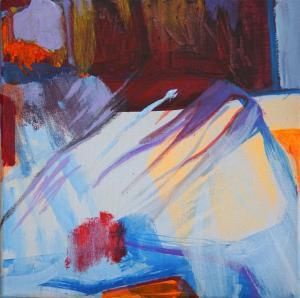 The Sea_1 - 2015 - acrylic on canvas