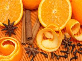Exfolierea pielii uscate, pe timp de iarnă, cu coajă de portocale și miere