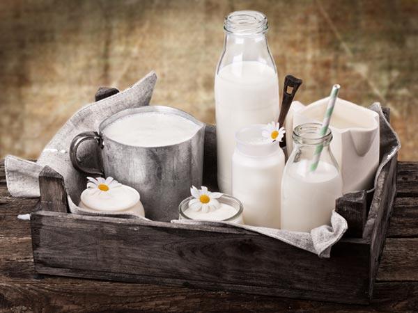 Masca 7: Ou, lapte și suc de lămâie