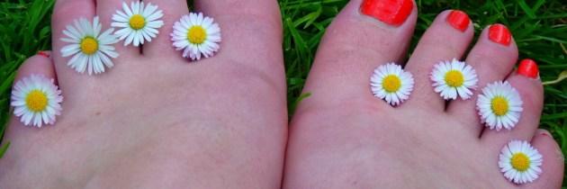 Scrub pentru picioare frumoase, doar cu ingrediente naturale