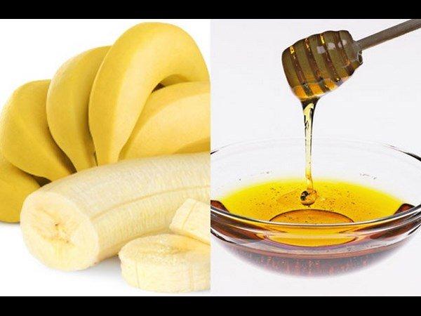 Banană și miere