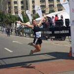 Bucuria de a alerga, la Semimaratonul International Bucuresti