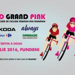 Fetele, hai cu Bicicletele la Road Grand Pink, pe 23 Aprilie