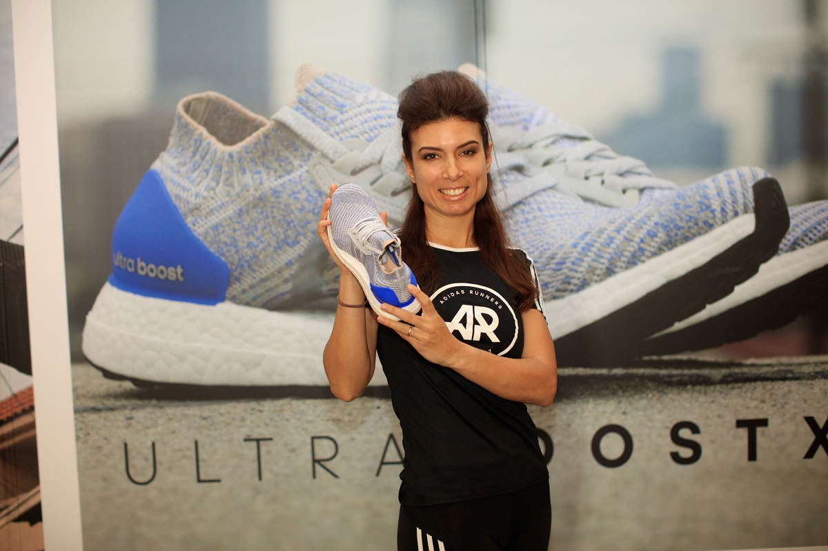 Girls BOOST Xperience la lansarea adidas ultraBOOST X