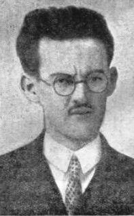 Vasja Pirc in the 20s