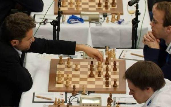 Aronian vs Meier