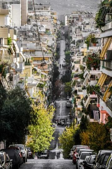 City views : Athens