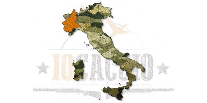 Caccia in Piemonte