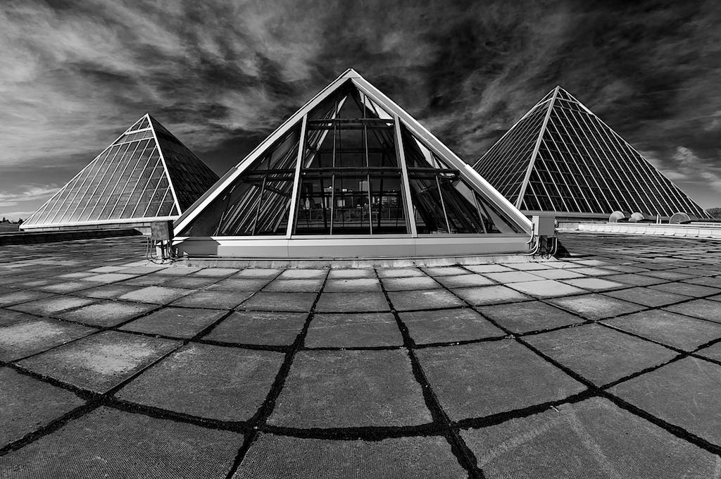 Muttart Conservatory, Edmonton