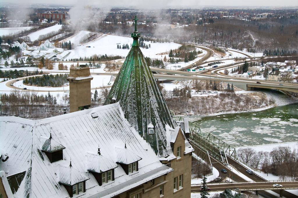Fairmont Hotel MacDonald, Edmonton