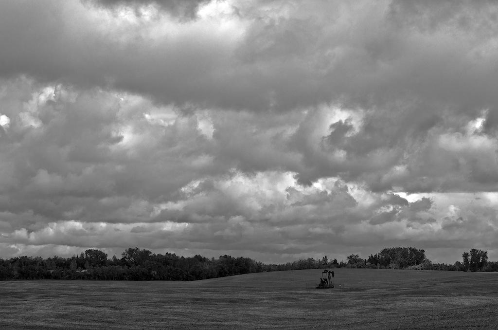 Big Sky Alberta Prairie Scenes