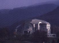 Goetheanum, basis van de antroposofie in Zwitserland