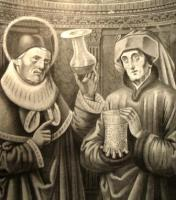 de piskijker: urine diagnostiek in de middeleeuwen