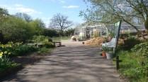 Communiy garden, Brockwell Park