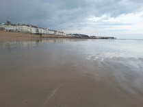 saint leonards beach - east facing