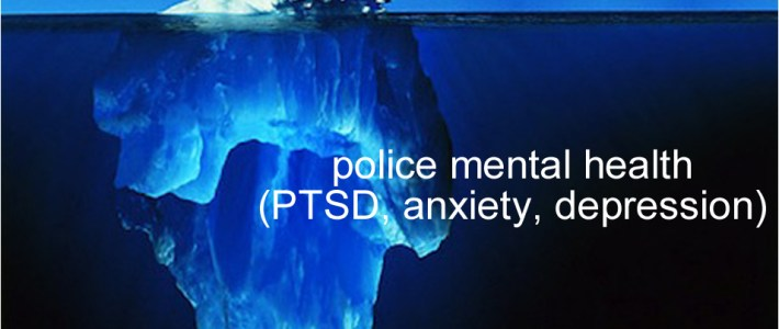 Treatment of officers with Mental Health issues