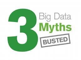 3 Big Data Myths: Busted