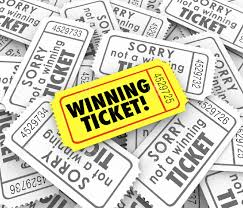 Grand Prize Draw Winning Tickets