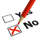 Essex Questionnaire – The answer is NOT to answer