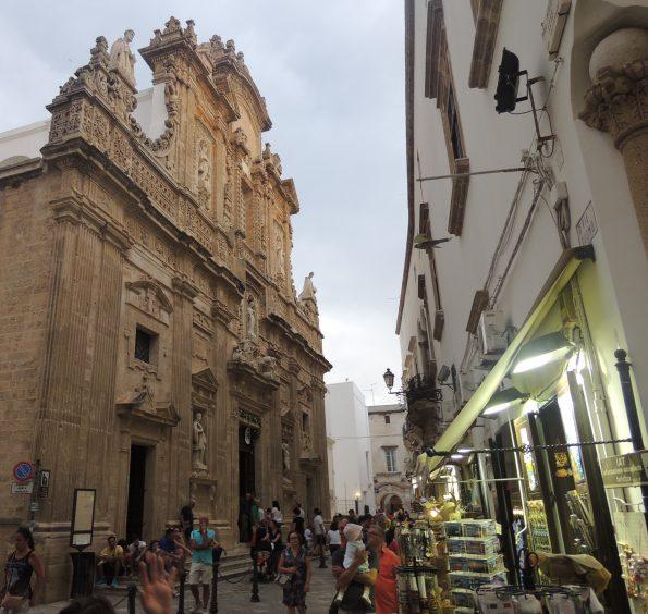 Gallipoli, centro storico