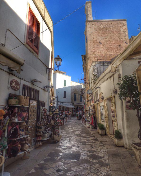 Otranto, centro storico