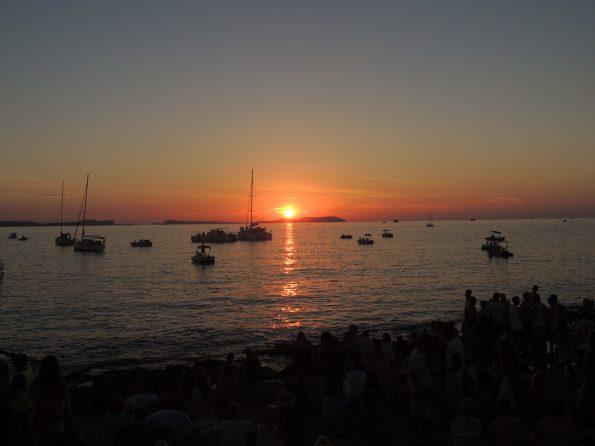 """Il tramonto al """"Cafè del Mar"""""""