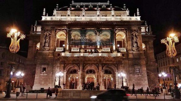 L'Opera di Budapest