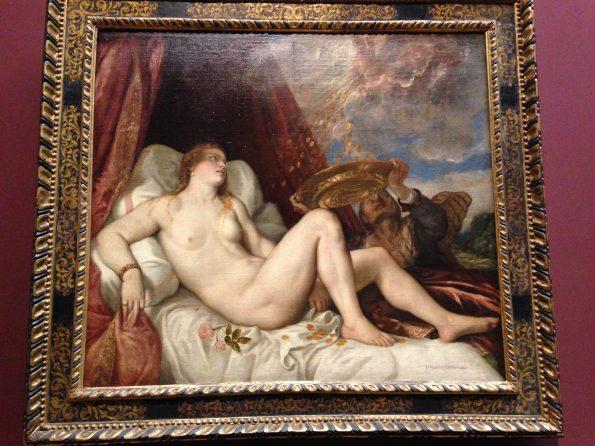 """""""Danae"""", Tiziano"""