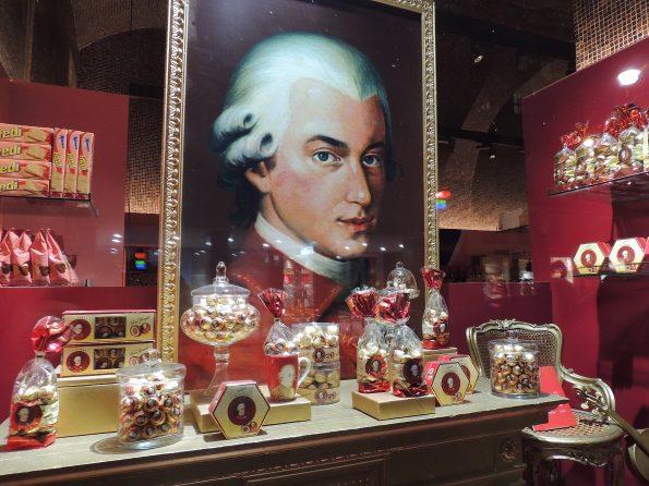 """Le celebri """"Palle di Mozart"""""""