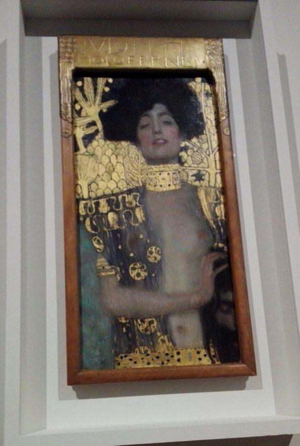 """Judith"", G.Klimt"