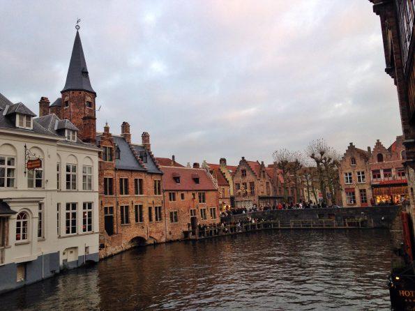Il cuore di Bruges